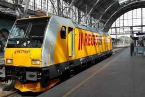 Bombardier Traxx MS, 4th delivery to RegioJet, source: RegioJet