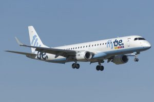 FlyBe Embraer E195, source: FlyBe