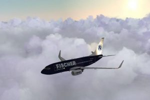 B737-700 visualisation, source: Air Fischer